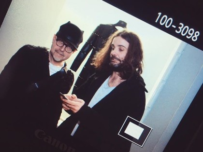 james.goldstein #fashionweek #milan #brother